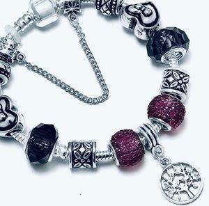 Jewelry - Tree of Life Dangle Charm Bracelet